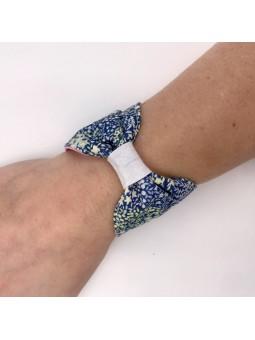 Bracelet réversible Fleur...