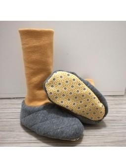 Chaussons de portage saki