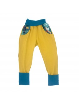 Pantalon évolutif à poches...