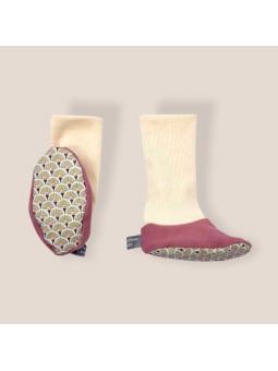 Chaussons de portage Lilou