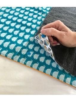Eponge pour tapis à langer...