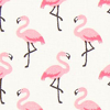 pantalon flamants rose